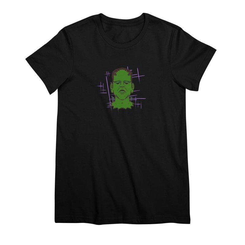 FRANK Women's Premium T-Shirt by Jason Henricks' Artist Shop