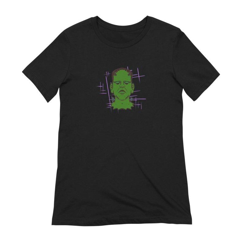 FRANK Women's Extra Soft T-Shirt by Jason Henricks' Artist Shop