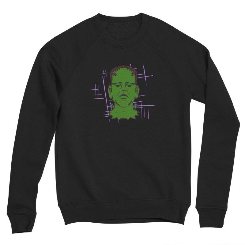 FRANK Women's Sponge Fleece Sweatshirt by Jason Henricks' Artist Shop