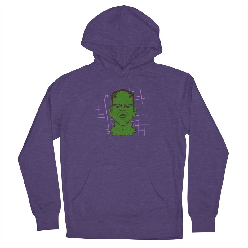 FRANK Men's French Terry Pullover Hoody by Jason Henricks' Artist Shop