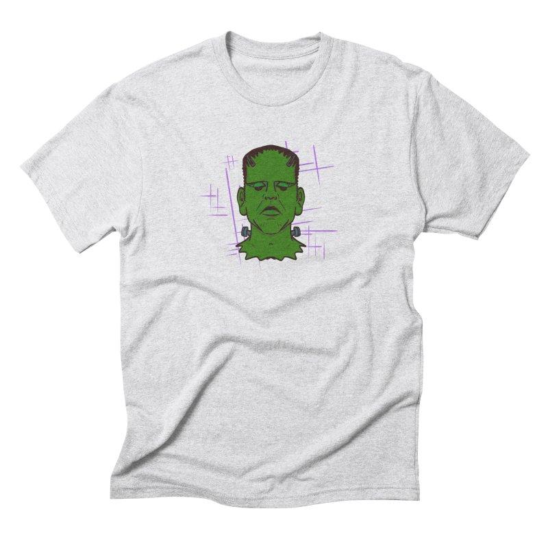 FRANK Men's Triblend T-Shirt by Jason Henricks' Artist Shop