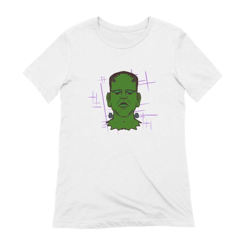FRANK Women's T-Shirt by Jason Henricks' Artist Shop
