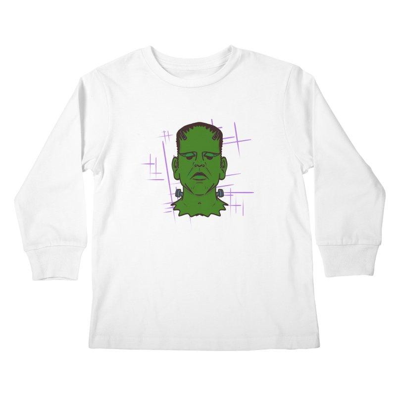 FRANK Kids Longsleeve T-Shirt by Jason Henricks' Artist Shop