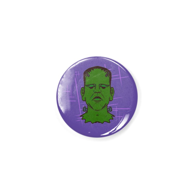 FRANK Accessories Button by Jason Henricks' Artist Shop