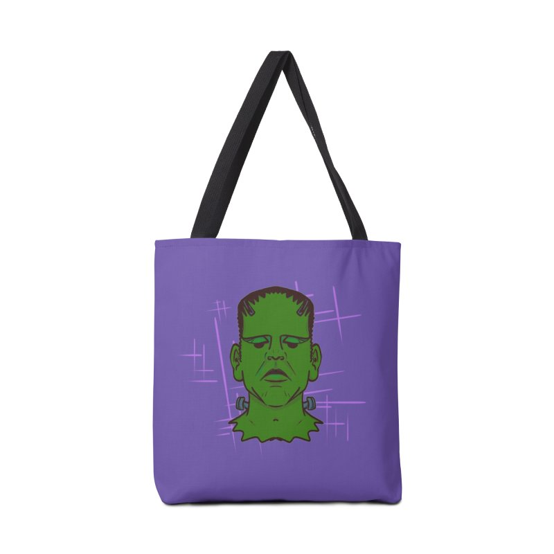 FRANK Accessories Tote Bag Bag by Jason Henricks' Artist Shop