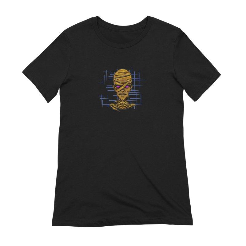 MUMSY Women's Extra Soft T-Shirt by Jason Henricks' Artist Shop