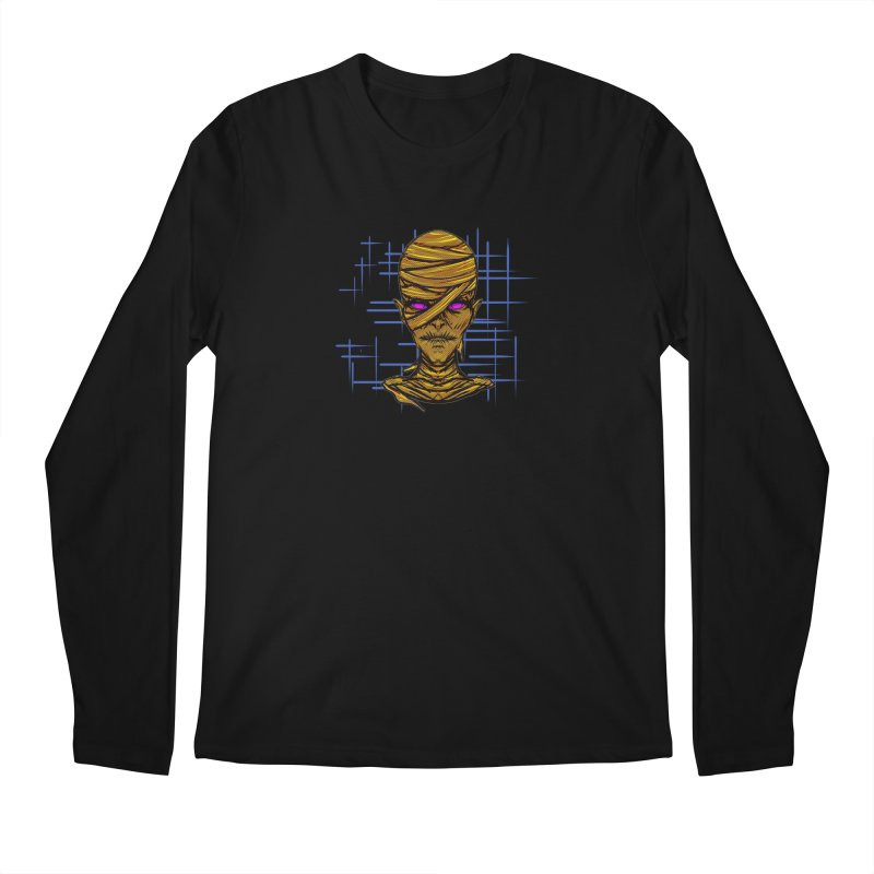 MUMSY Men's Regular Longsleeve T-Shirt by Jason Henricks' Artist Shop