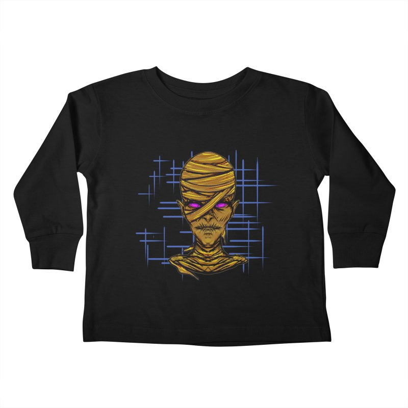 MUMSY Kids Toddler Longsleeve T-Shirt by Jason Henricks' Artist Shop