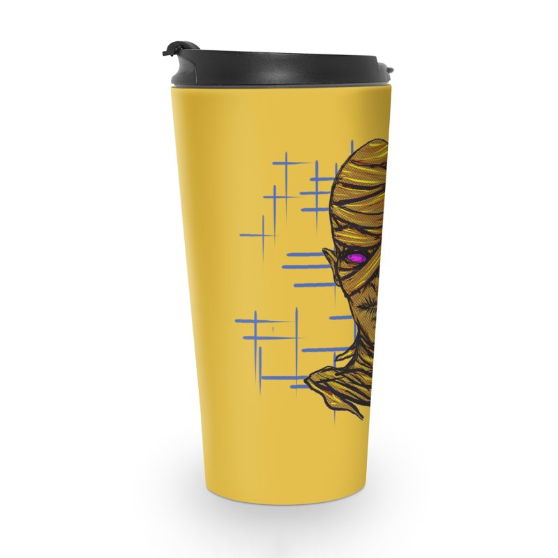 MUMSY Accessories Travel Mug by Jason Henricks' Artist Shop