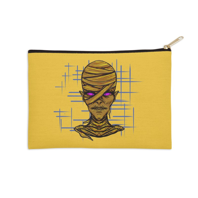 MUMSY Accessories Zip Pouch by Jason Henricks' Artist Shop