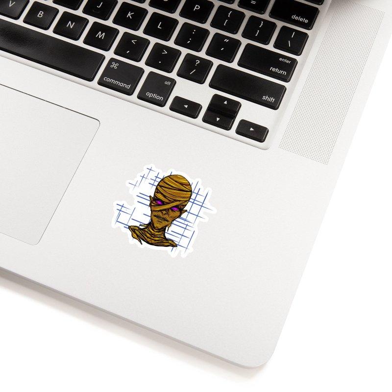 MUMSY Accessories Sticker by Jason Henricks' Artist Shop