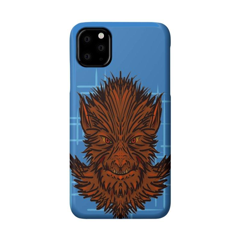 WOLFIE Accessories Phone Case by Jason Henricks' Artist Shop