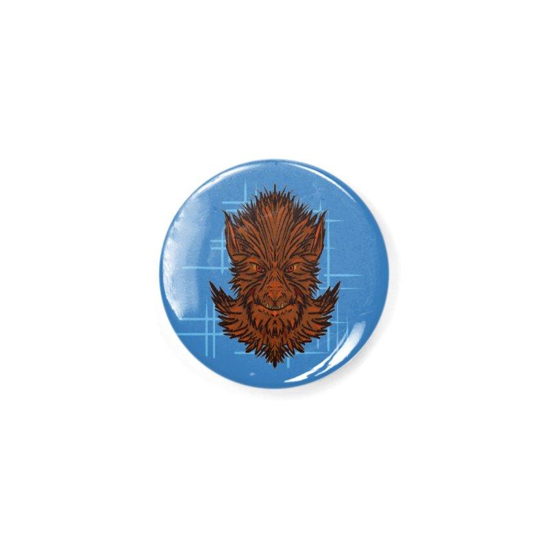 WOLFIE Accessories Button by Jason Henricks' Artist Shop