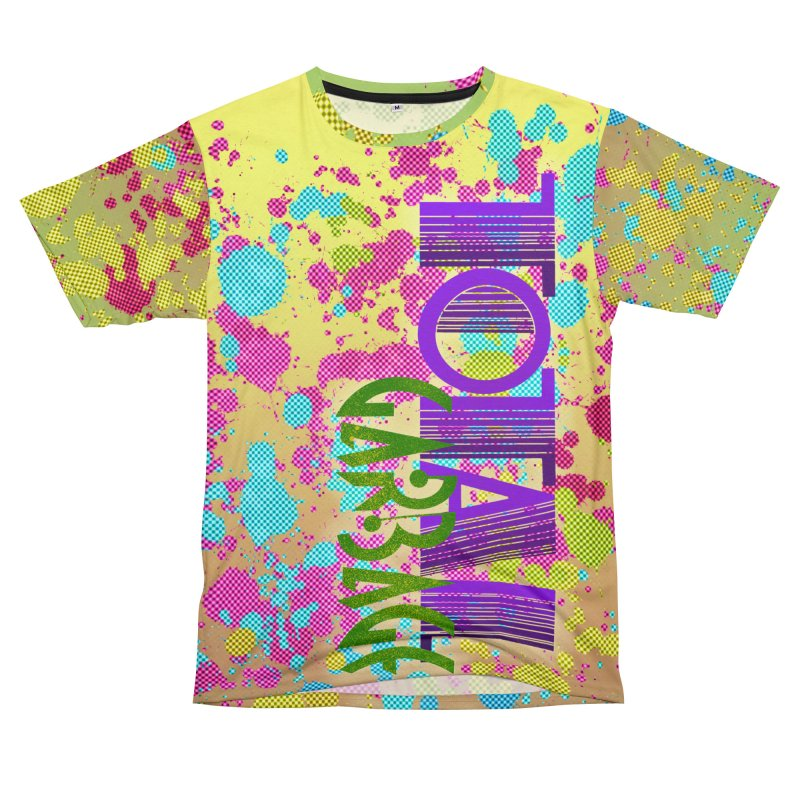 Total Garbage Women's Unisex T-Shirt Cut & Sew by Jason Henricks' Artist Shop