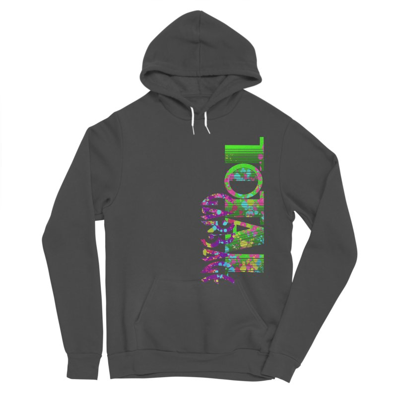 Total Garbage Women's Sponge Fleece Pullover Hoody by Jason Henricks' Artist Shop