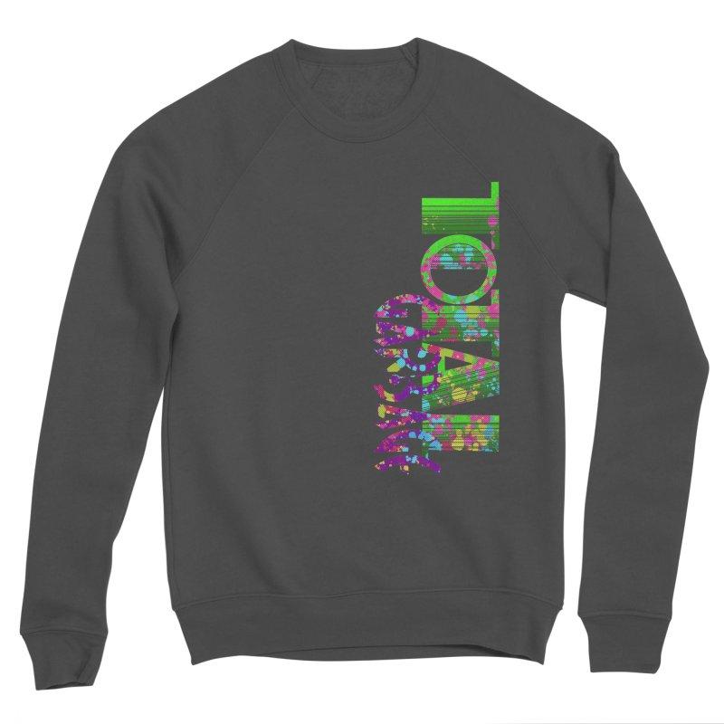 Total Garbage Women's Sponge Fleece Sweatshirt by Jason Henricks' Artist Shop