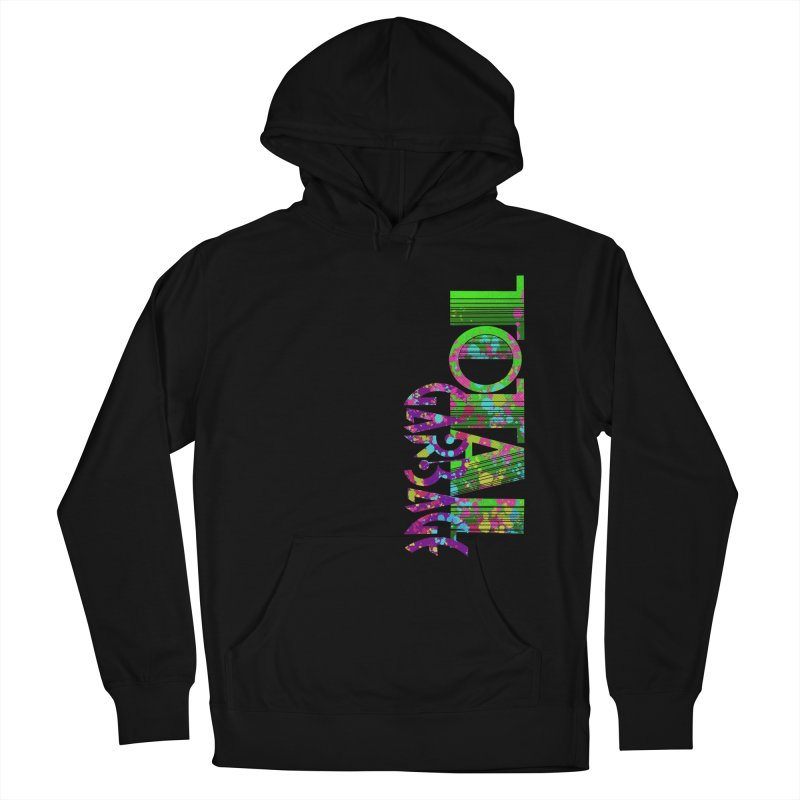 Total Garbage Men's French Terry Pullover Hoody by Jason Henricks' Artist Shop