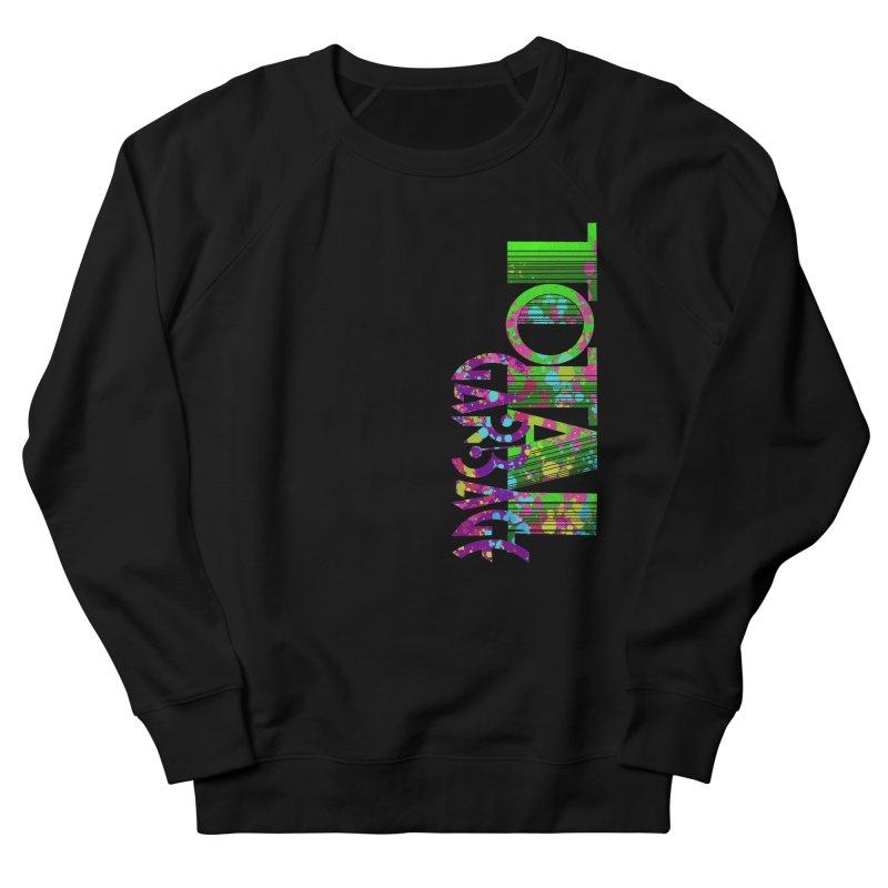 Total Garbage Men's French Terry Sweatshirt by Jason Henricks' Artist Shop