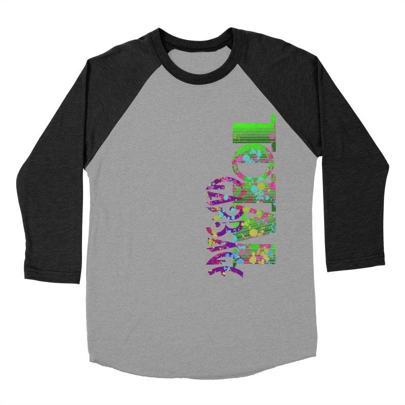 Total Garbage Women's Baseball Triblend Longsleeve T-Shirt by Jason Henricks' Artist Shop