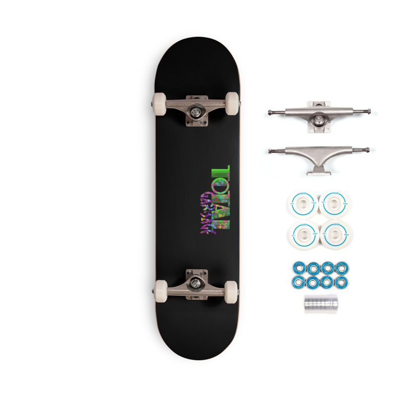 Total Garbage Accessories Complete - Basic Skateboard by Jason Henricks' Artist Shop