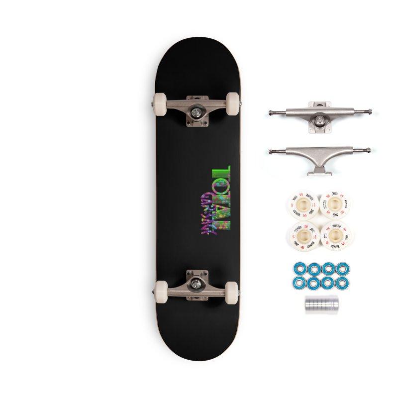 Total Garbage Accessories Complete - Premium Skateboard by Jason Henricks' Artist Shop