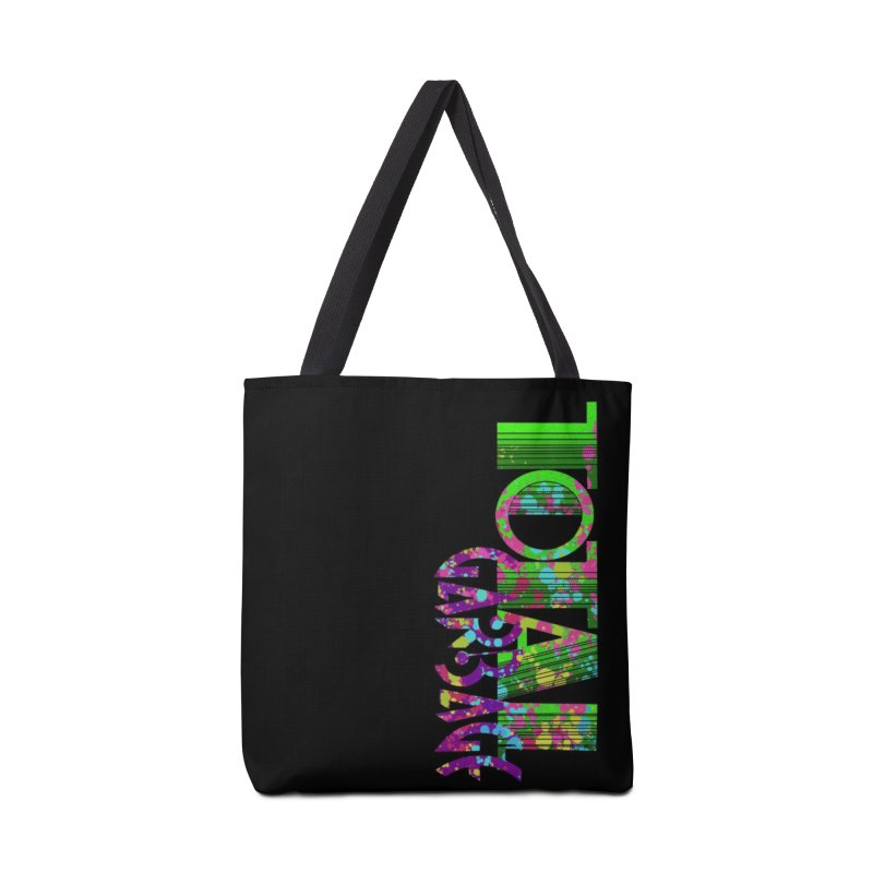 Total Garbage Accessories Tote Bag Bag by Jason Henricks' Artist Shop