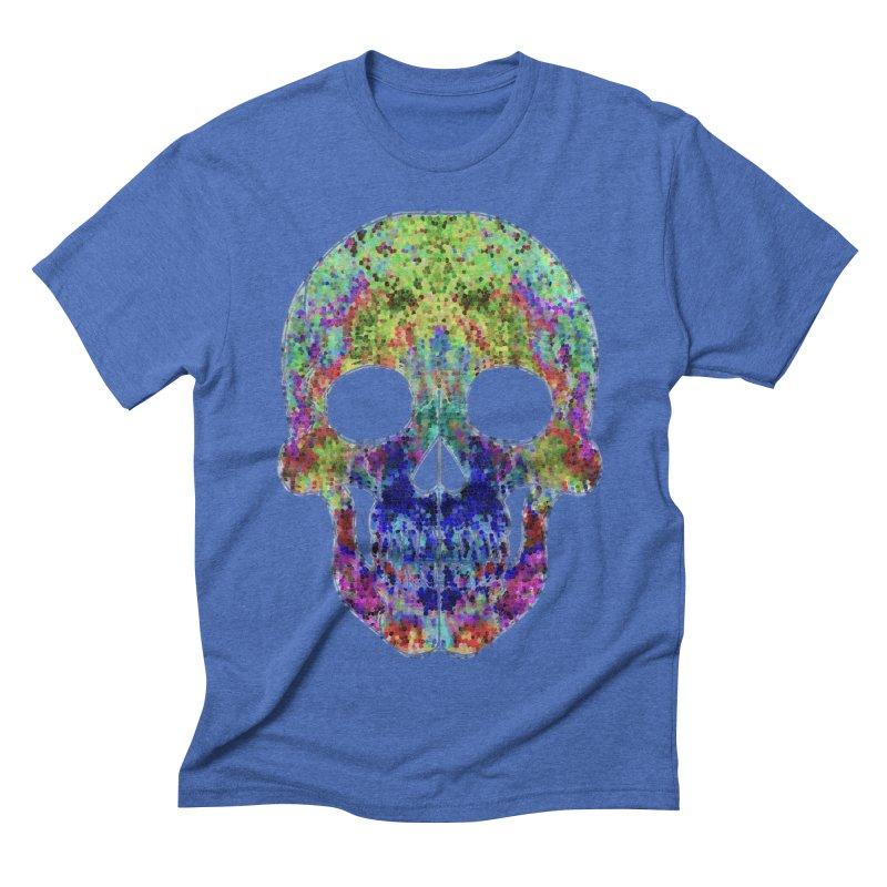 Glitz Men's Triblend T-shirt by Jason Henricks' Artist Shop