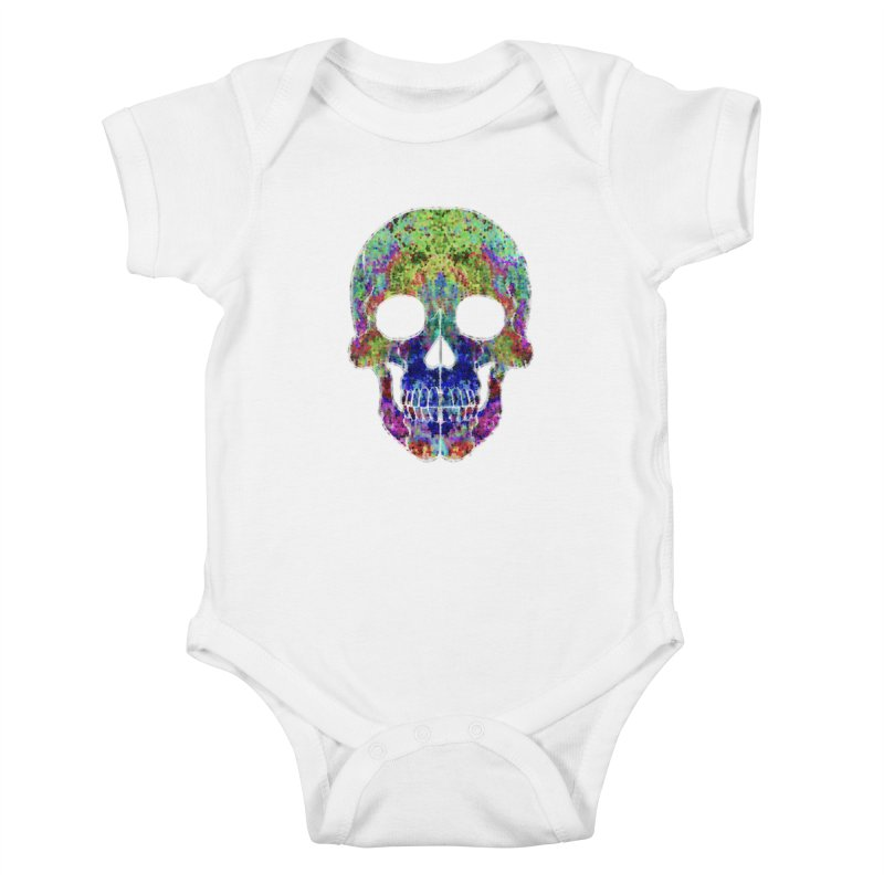 Glitz Kids Baby Bodysuit by Jason Henricks' Artist Shop