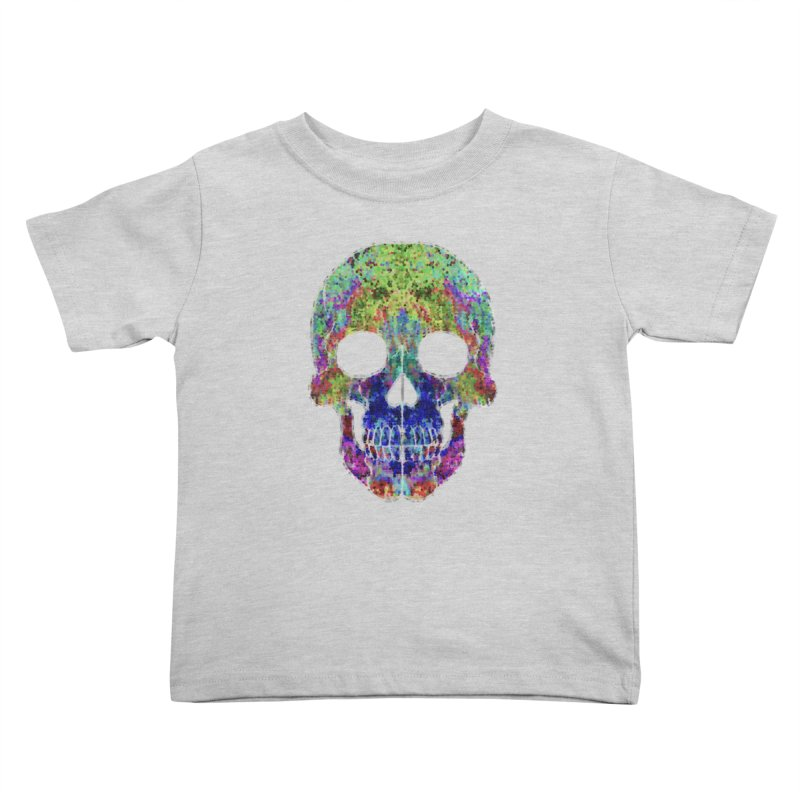 Glitz Kids Toddler T-Shirt by Jason Henricks' Artist Shop