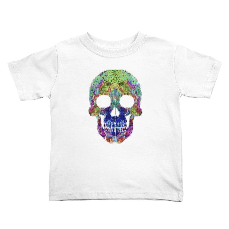 Glitz Kids Toddler T-Shirt by Jason Henricks' Artist Shop