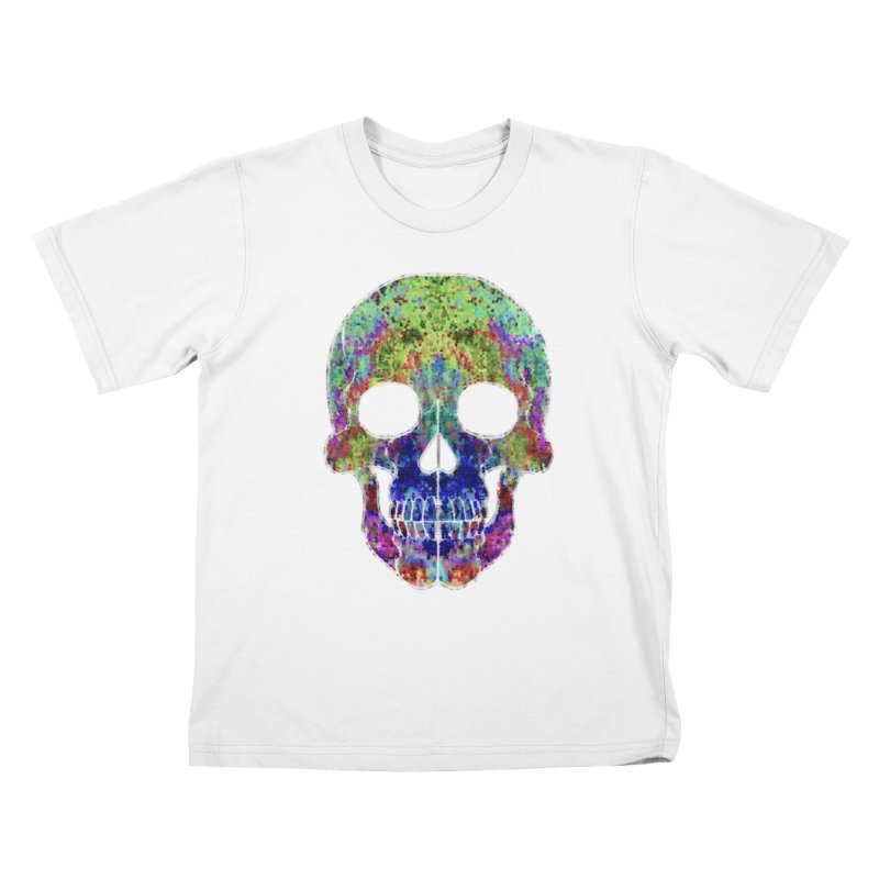 Glitz Kids T-shirt by Jason Henricks' Artist Shop