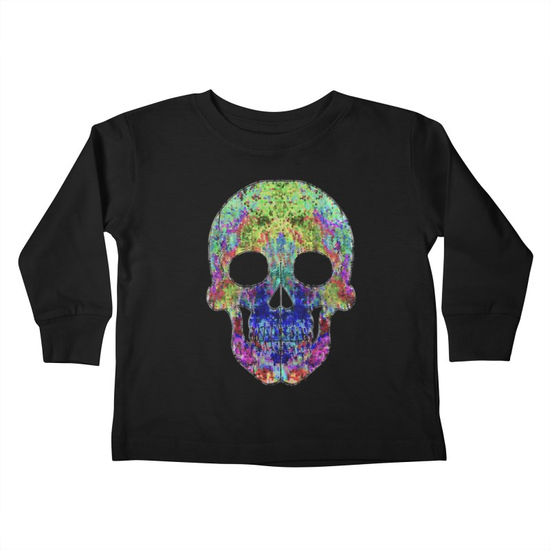 Glitz Kids Toddler Longsleeve T-Shirt by Jason Henricks' Artist Shop