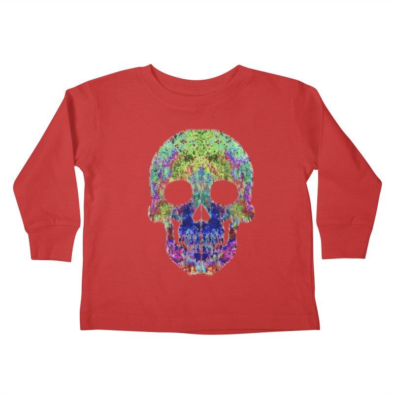 Glitz Kids Toddler Longsleeve T-Shirt by Jason Henricks' Artist Shop
