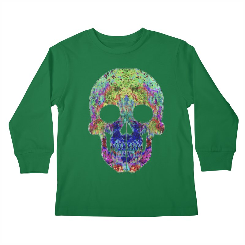 Glitz Kids Longsleeve T-Shirt by Jason Henricks' Artist Shop
