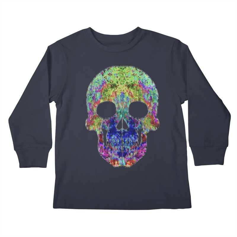 Glitz Kids Longsleeve T-Shirt by Jason Henricks' Artist Shop
