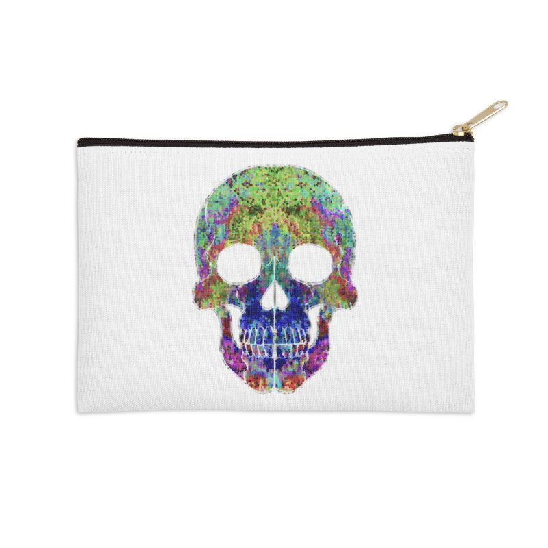 Glitz Accessories Zip Pouch by Jason Henricks' Artist Shop