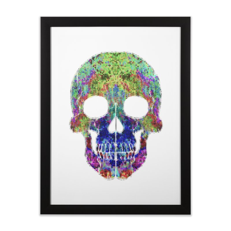 Glitz Home Framed Fine Art Print by Jason Henricks' Artist Shop