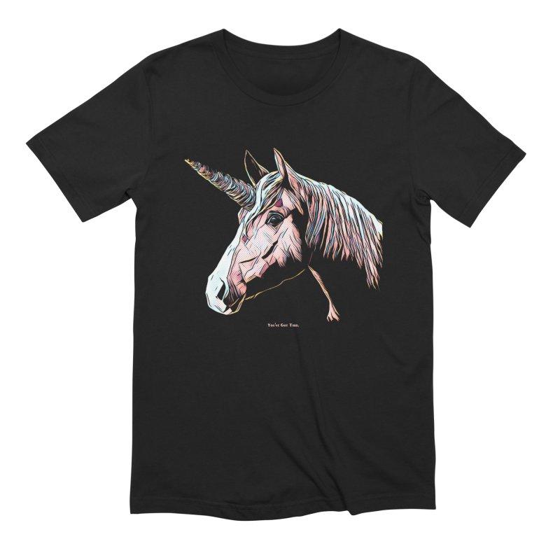 You've Got This Men's T-Shirt by Jason Henricks' Artist Shop