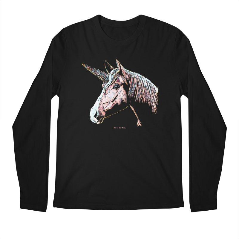 You've Got This Men's Longsleeve T-Shirt by Jason Henricks' Artist Shop