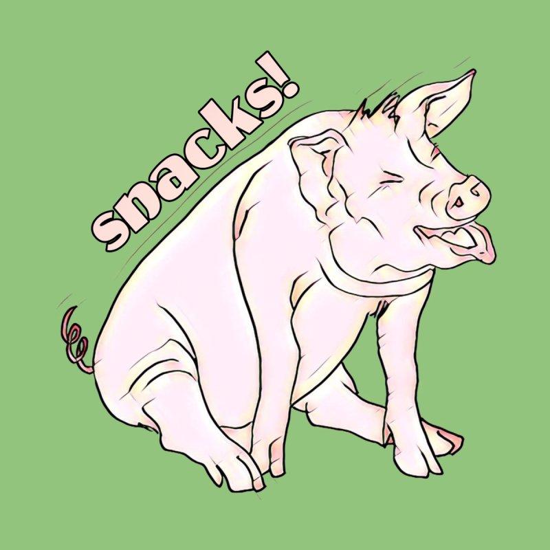 but first snacks! Men's T-Shirt by Jason Henricks' Artist Shop
