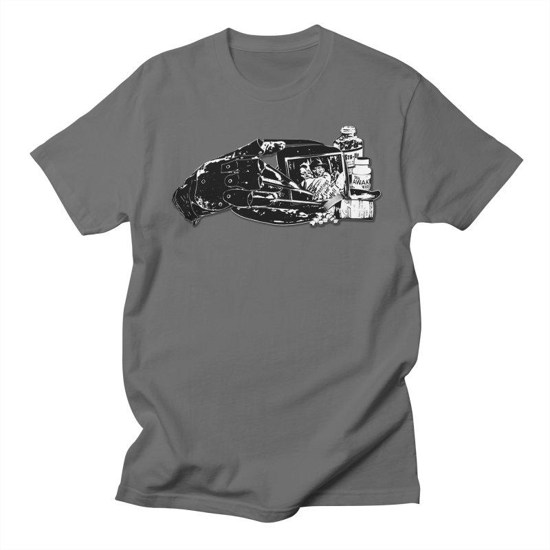 Never sleep again... Men's Regular T-Shirt by Jason Henricks' Artist Shop
