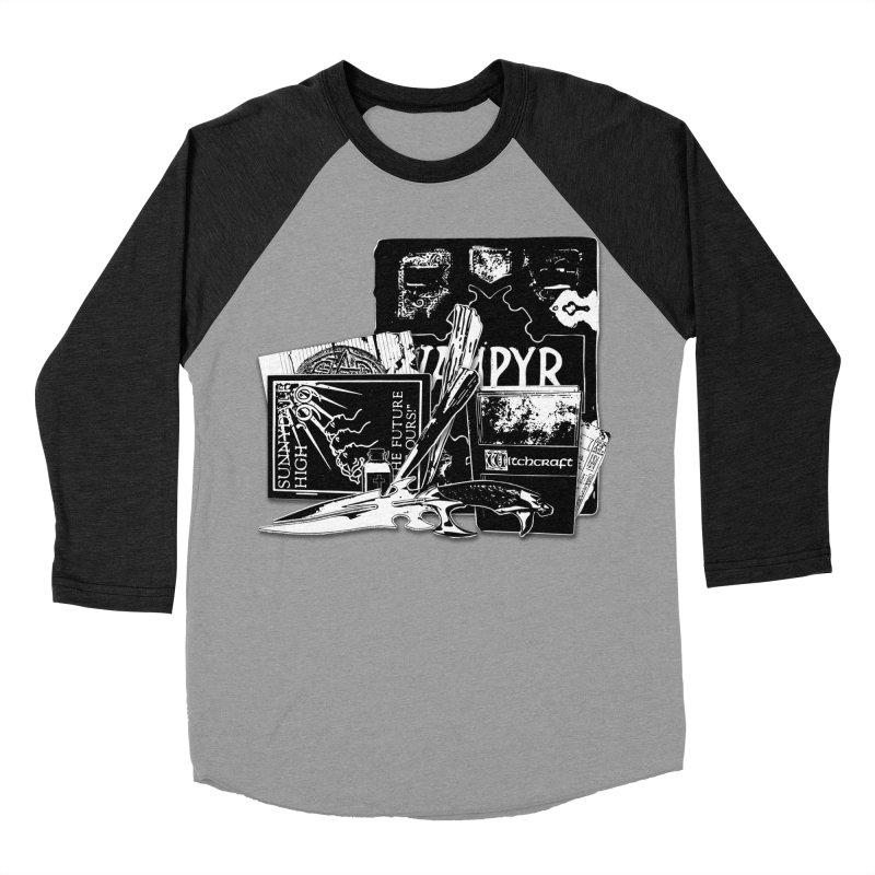 Slay. Women's Baseball Triblend Longsleeve T-Shirt by Jason Henricks' Artist Shop