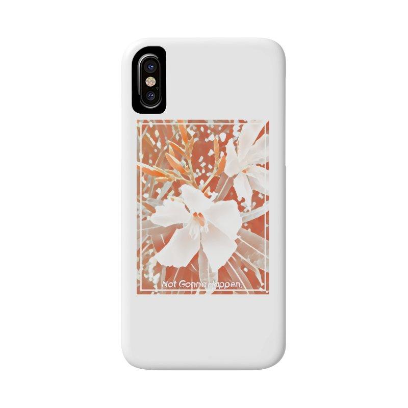 Not Gonna Happen Accessories Phone Case by Jason Henricks' Artist Shop