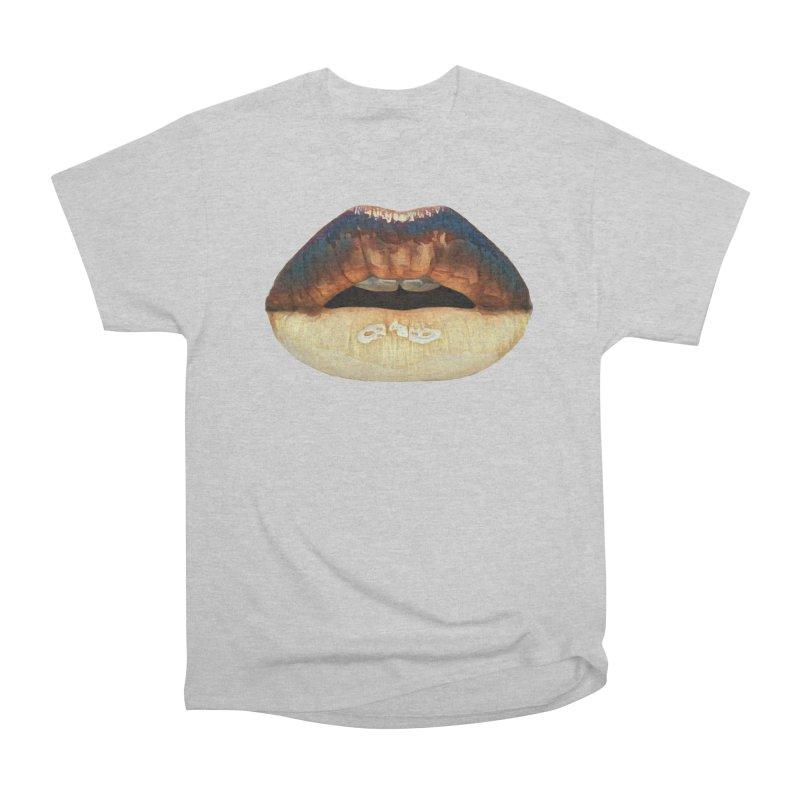 Indeed. Women's Heavyweight Unisex T-Shirt by Jason Henricks' Artist Shop