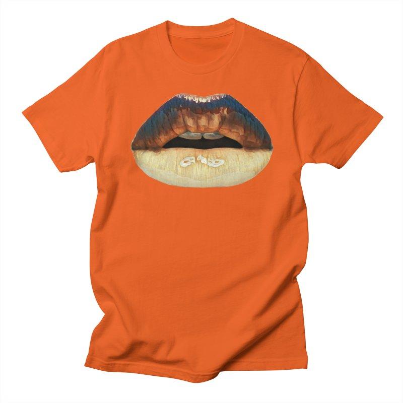 Indeed. Men's Regular T-Shirt by Jason Henricks' Artist Shop