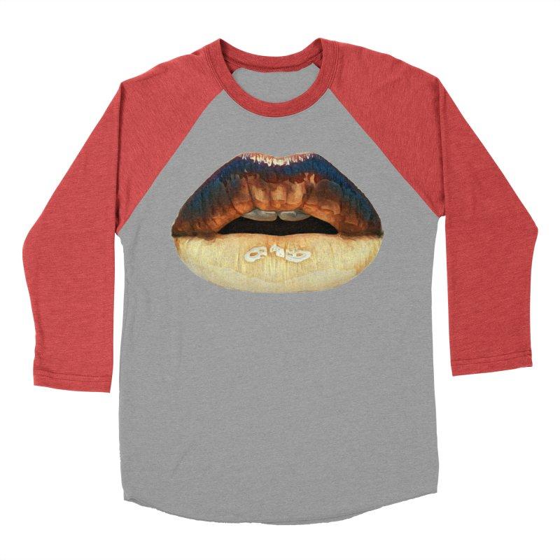 Indeed. Women's Baseball Triblend T-Shirt by Jason Henricks' Artist Shop