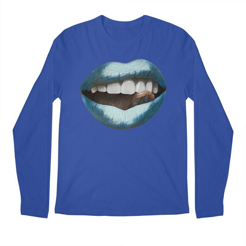 Tasty Freeze Men's Regular Longsleeve T-Shirt by Jason Henricks' Artist Shop