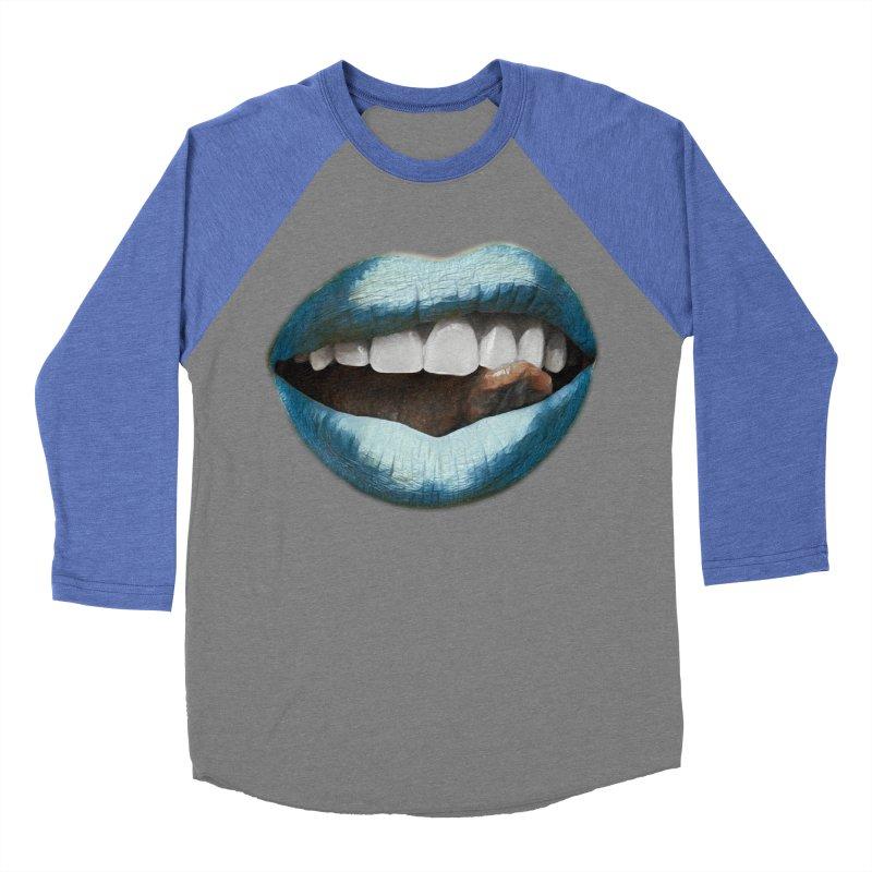 Tasty Freeze Men's Baseball Triblend T-Shirt by Jason Henricks' Artist Shop
