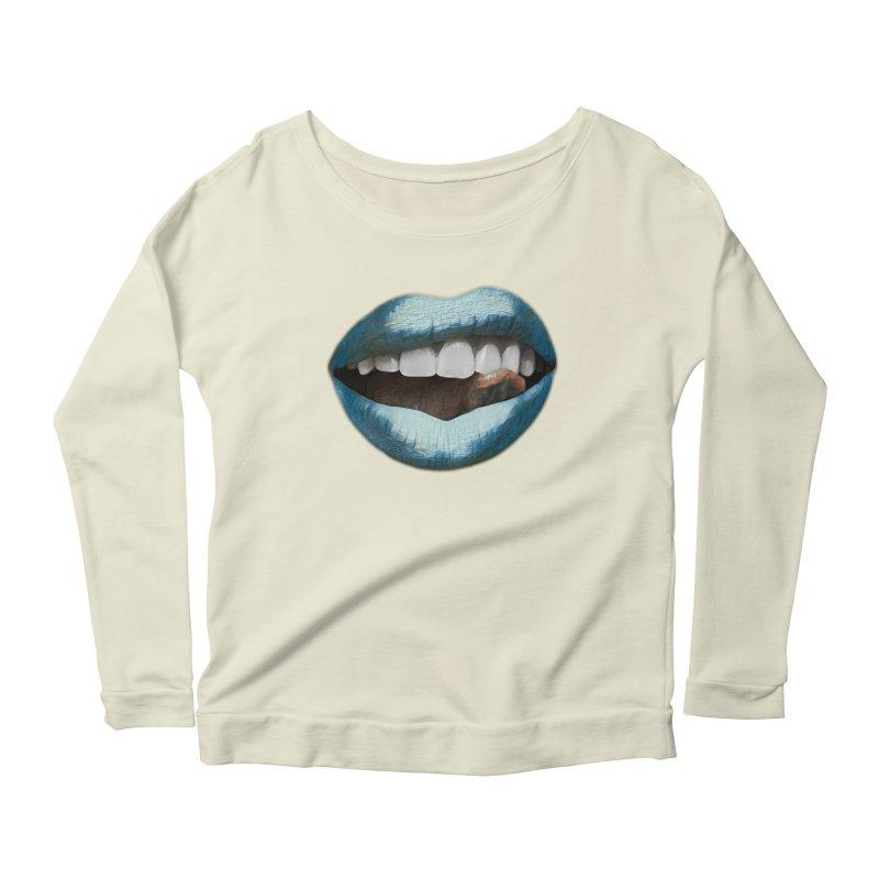 Tasty Freeze Women's Scoop Neck Longsleeve T-Shirt by Jason Henricks' Artist Shop