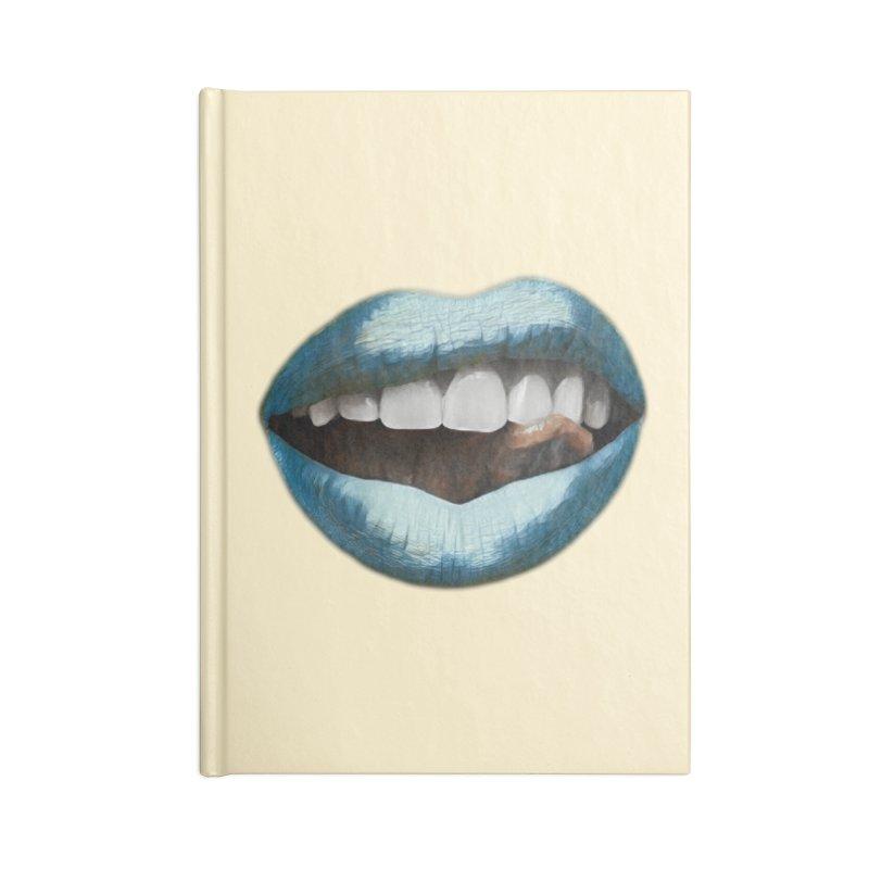 Tasty Freeze Accessories Notebook by Jason Henricks' Artist Shop